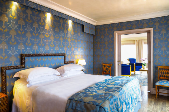 Luxury rooms and suites in Venice